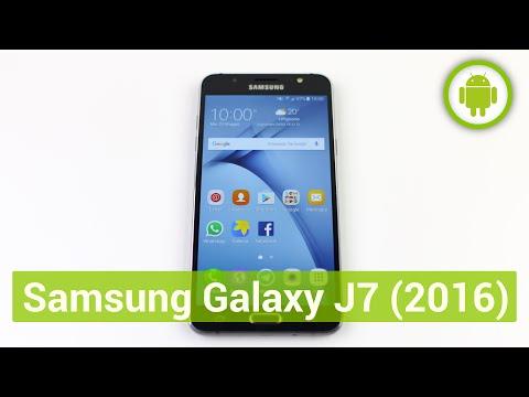 Samsung Galaxy J7 2016, recensione in italiano