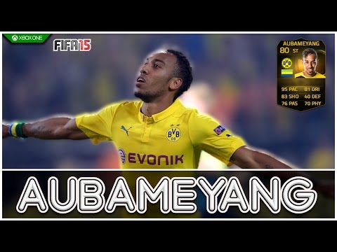 FIFA 15 | Player Review | 80 IF Pierre-Emerick Aubameyang !