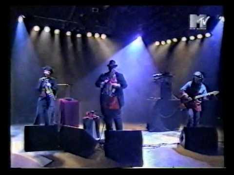 David Thomas And Two Pale Boys live MTV