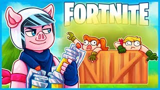 *NEW* STINK BOMB GRENADE FART KILLS in Fortnite: Battle Royale! (Fortnite Funny Moments & Fails)
