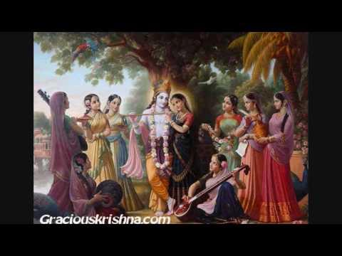 Radhey Radhey Japo Chale Ayenge Bihari In Hd-anuradha Paudwal video