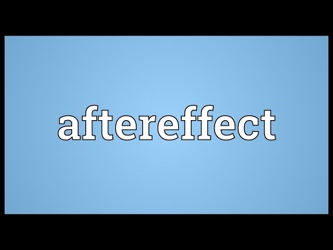 Header of aftereffect