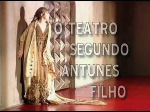 O Teatro Segundo Antunes Filho - As Origens De Um Artista - 01