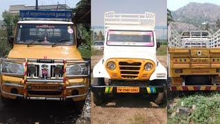 Used Mahindra Bolero Maxi Truck Plus and Mahindra Bolero Max Pickup Sale