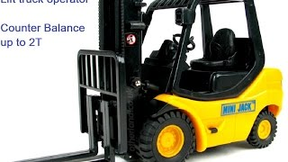 Forklift Operators Short Course
