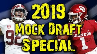 2019 NFL Mock Draft Special - The Film Room