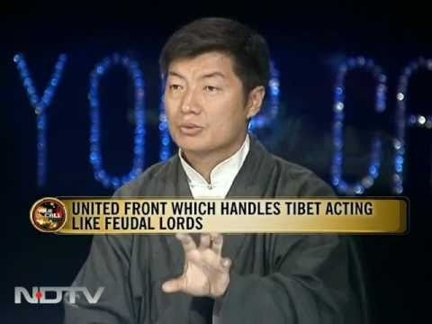 I stand for the middle way: Lobsang Sangay