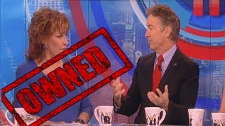 Rand Paul Educates The View