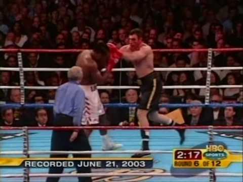Lennox Lewis vs Vitali Klitschko  [3/3]
