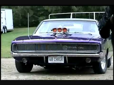 Dodge Charger 1968 blown hemi