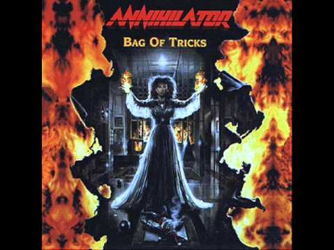Annihilator - Back To The Crypt