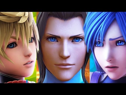 Full Story of Kingdom Hearts Birth by Sleep in cronological order