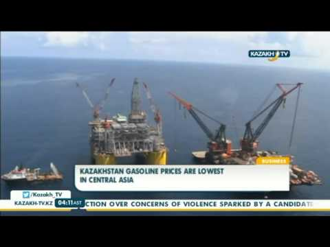 Kazakhstan gasoline prices are lowest in central Asia - Kazakh TV