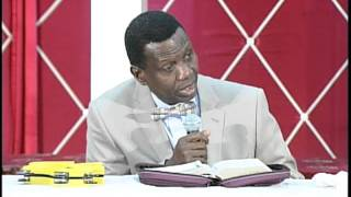The Holy Spirit - Pastor E. A. Adeboye Part 1