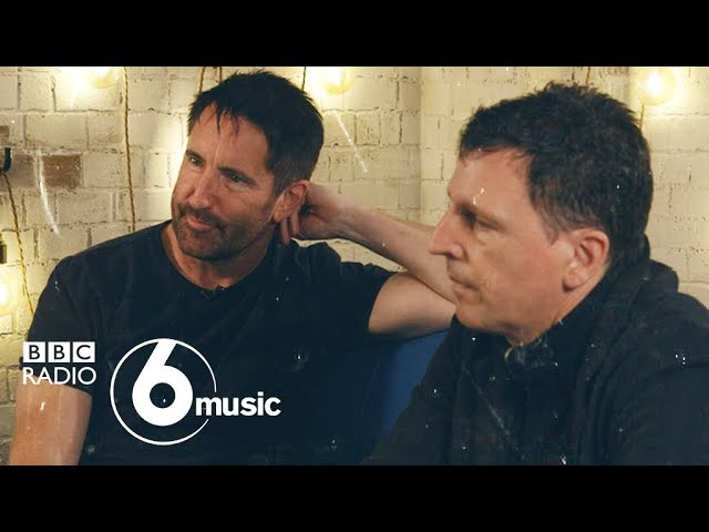 Nine Inch Nails Interview - Bad Witch - Part 1