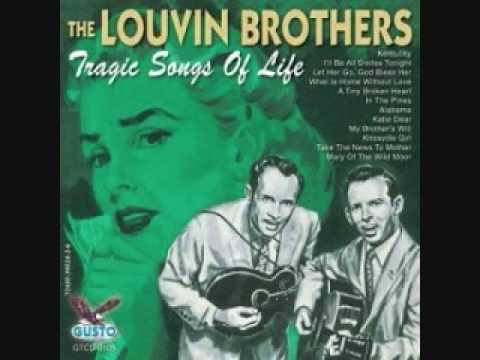 Knoxville Girl - The Louvin Brothers Video