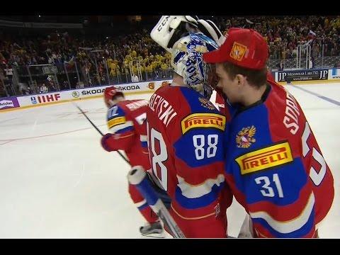 Россия Швеция 2-1 ЧМ-2017