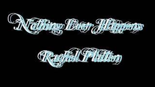 Watch Rachel Platten Nothing Ever Happens video