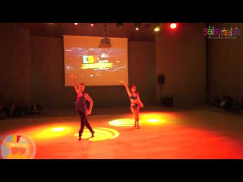 Alina & Adrian Dance Performance - EDF 2016