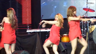 Gogirls Towel Sexy Dance - Dutdutan 13