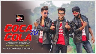 Luka Chuppi Coca Cola Tu Dance Choreography Kartik A Kriti S Neha Kakkar Tony Kakkar