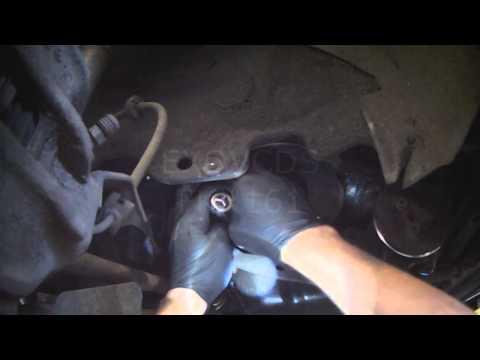 VW B4: 1Z, AAZ, AHU, TDI Timing Belt removal