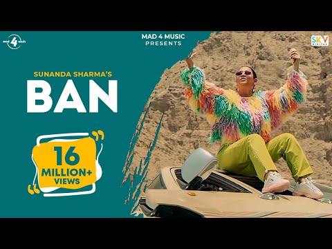 Download Lagu  Ban   SUNANDA SHARMA | Gaana Originals | Latest Punjabi Songs 2019 Mp3 Free