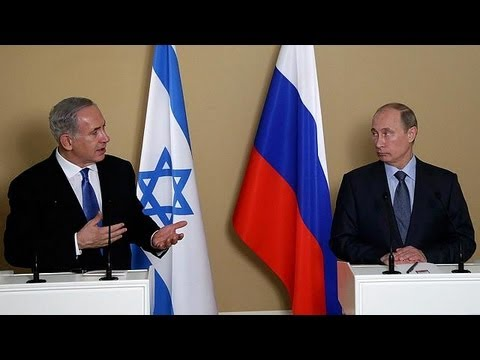 Putin and Netanyahu keep quiet on controversial missiles during Syria talks