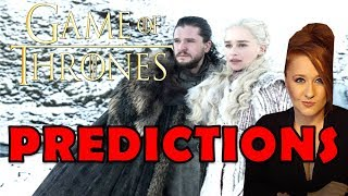 New Photos - Crazy Predictions (Game of Thrones Season 8)