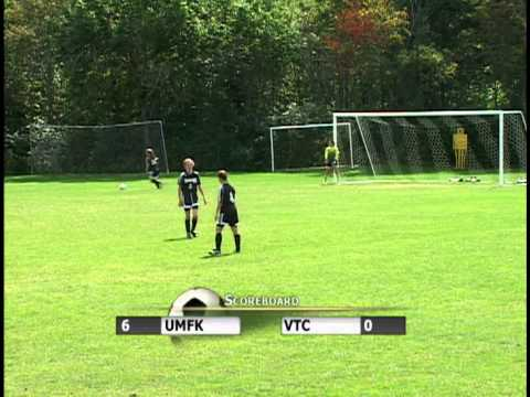 UMFK Women's Soccer vs. Vermont Technical College - August 31, 2013