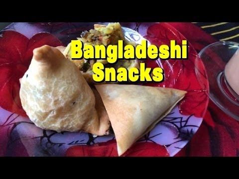 One Of The Most Popular Snacks In Bangladesh - Bangla Video video