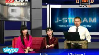 J-Stream - Yangseku - Talk Show - Mivo.TV