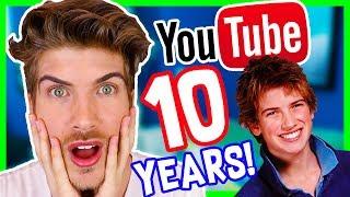 10 YEARS ON YOUTUBE!