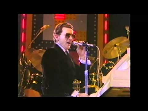 Jerry Lee Lewis, Stereo Wembley April 1982 pt1