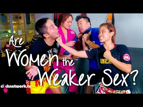 Are Women The Weaker Sex? - Wonder Boys: Ep7 video