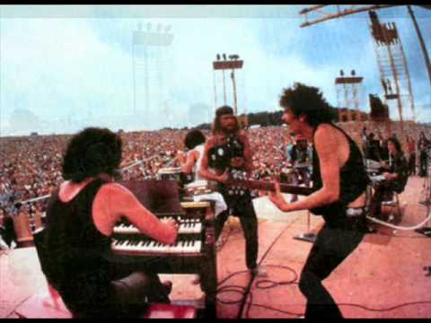 Santana  Soul SacrificeWoodstock 1969 Concert, MonoMix from 1969 Cotillion recordings