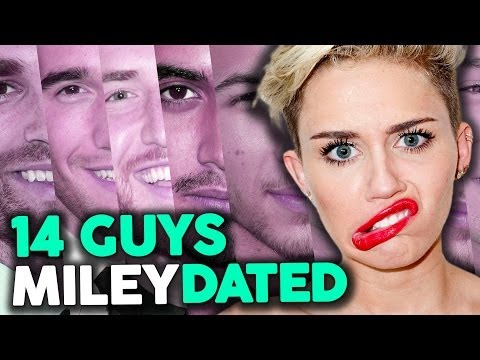 "14 Guys That Miley Cyrus Has ""Dated"""