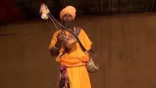 Satyananda Das Baul sings Bhaba Pagla's Song