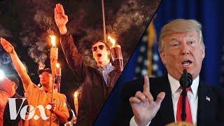How Trump's Charlottesville response emboldens white supremacy