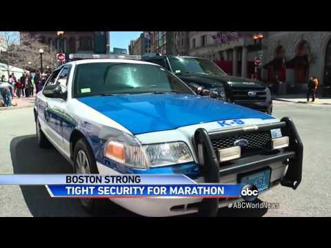 Boston Marathon Security Plan