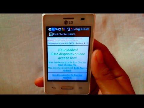 Rootear LG Optimus L3