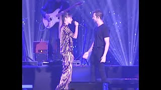 Download Lagu David Bisbal y Aitana 'Mi Princesa' Video Oficial Tour 2018 Gratis STAFABAND