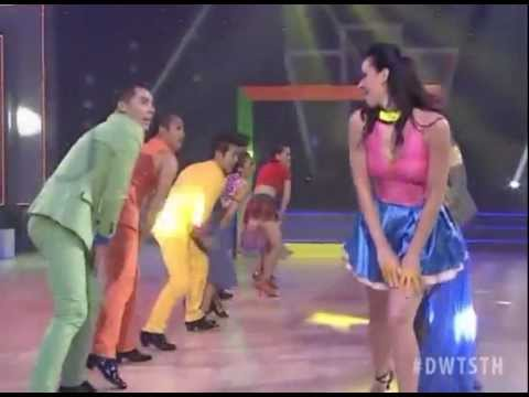 gangnum Style Dancing With The Stars Thailand: Ep 1 video