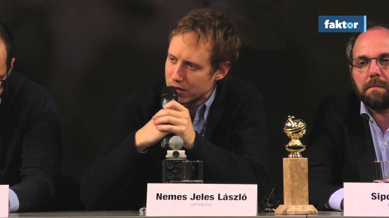 Ezt mondta az Oscar-jelölésről Nemes Jeles László
