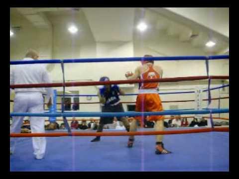 Μανώλης Αρμάγος Πυγμαχία Α Ανδρών 2009 Κρήτη τελικός