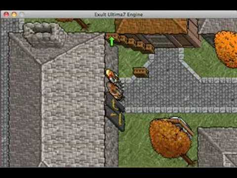 ULTIMA VII- Trinsic Secret Room