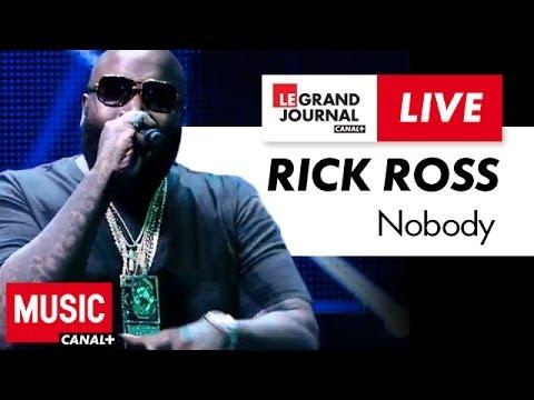 Rick Ross - Nobody - Live du Grand Journal
