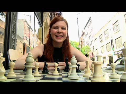 The Chess District of New York City