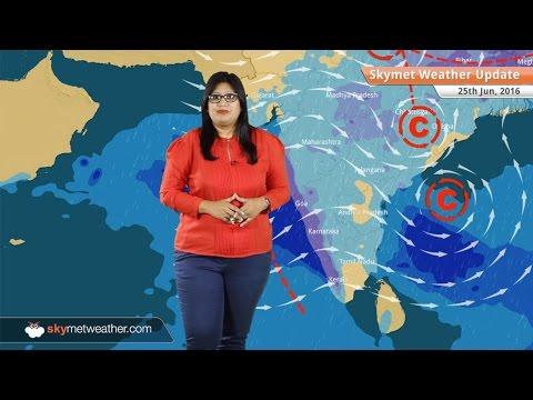 Weather Forecast for June 25: Heavy Monsoon rains in Mumbai, Karnataka, Goa, Northeast