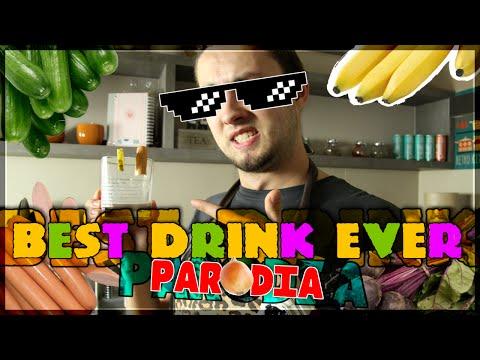 JAK ZROBIĆ NAJLEPSZY DRINK NA IMPREZĘ !? /w Karolek